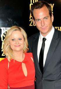 Amy Poehler and Will Arnett   Photo Credits: Theo Wargo/Getty Images