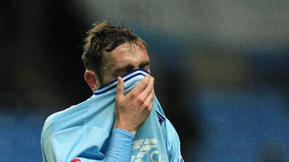 Richard Keogh had 12 months remaining on his contract at Coventry