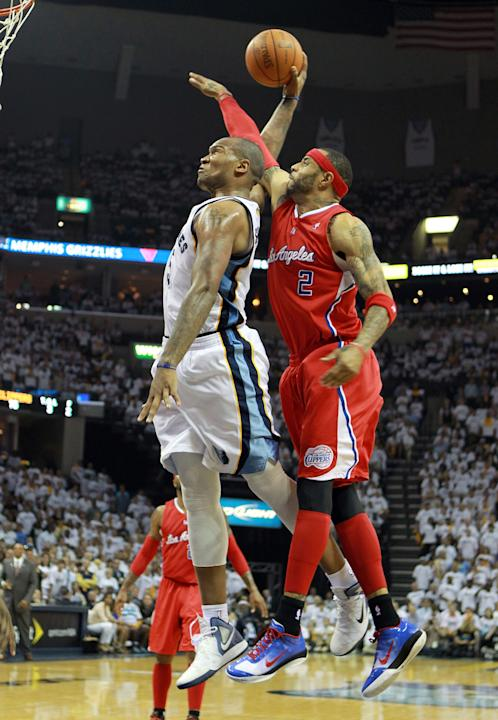 Los Angeles Clippers v Memphis Grizzlies - Game Two