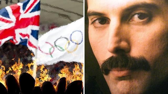 Freddie Mercury to 'star' in Closing Ceremony