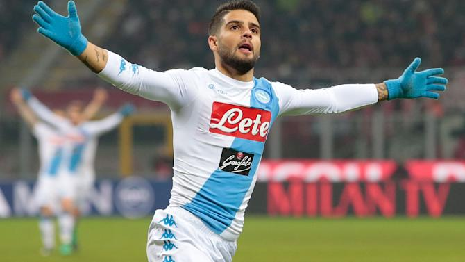 Napoli capable of greatness after beating Milan - Sarri