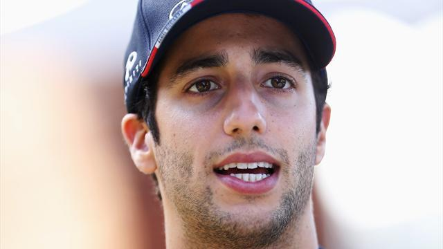 Malaysian Grand Prix - Red Bull's Ricciardo handed ten-place grid penalty