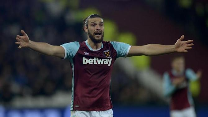 Andy Carroll doubtful for West Ham's weekend clash with Watford, admits Slaven Bilic