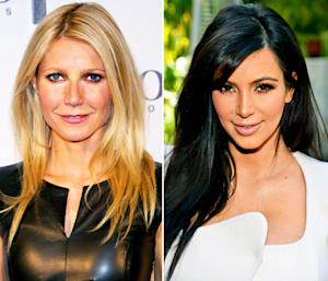 "Gwyneth Paltrow Makes Her Kids Avoid Carbs; Kim Kardashian Is ""Eating for Two"" and Focusing on Balanced Nutrition: Today's Top Stories"