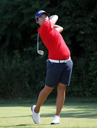 Taiwan's Yani Tseng during the US Women's Open on July 6. finished 50th in the US Women's Open -- the most recent tournament on the circuit -- and missed her first cut of the season in Arkansas the previous week