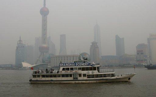 According to the latest Environmental Performance Index, China ranked 128th out of 132 countries for air quality