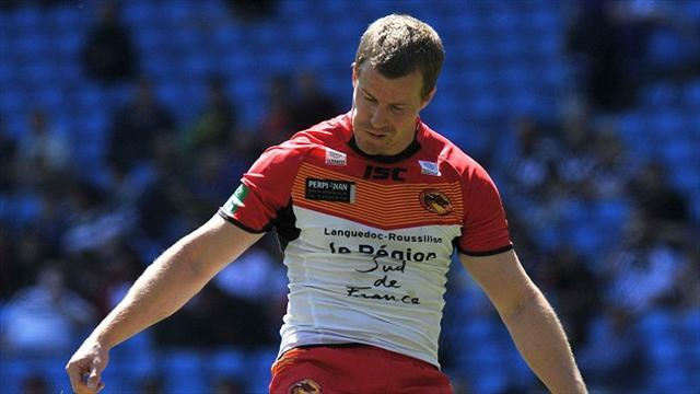 Rugby League - Dragons look to back Toulouse bid