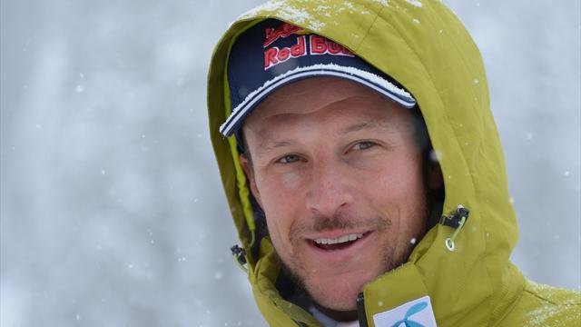 Alpine Skiing - Svindal sets pace at Wengen