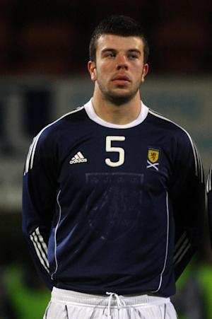 Grant Hanley has pulled out of the Scotland squad