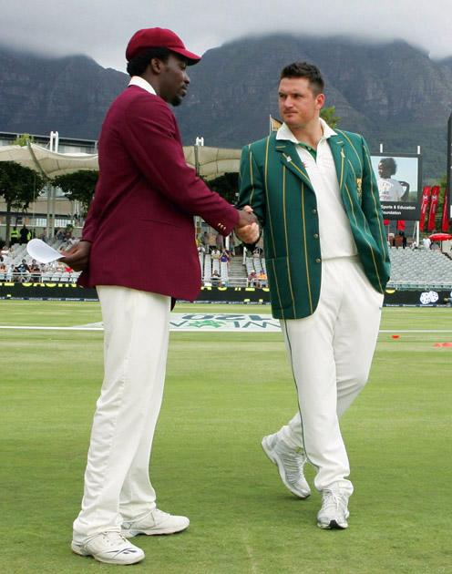 Second Test - South Africa v West Indies - Day 1