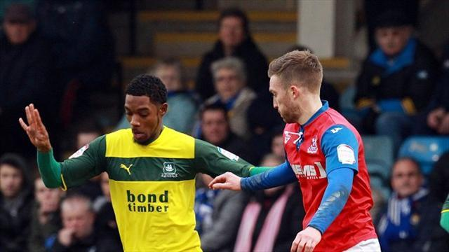 FA Cup - Banton missing for Argyle