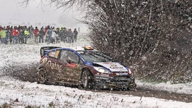 WRC - Neuville hails new 'clever' style