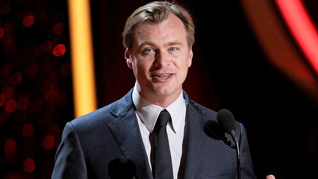 Christopher Nolan to Go 'Interstellar'