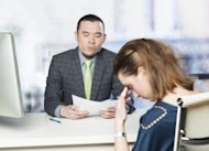 Why Do You Want to Leave Your Current Position? image shutterstock 184575224