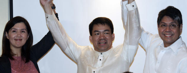 Officially Senator Koko Pimentel