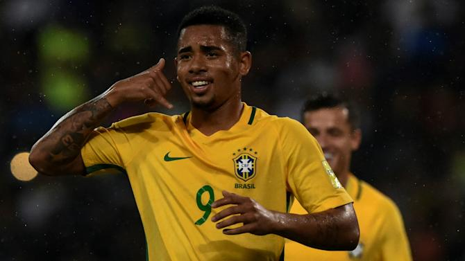 OFFICIAL: Gabriel Jesus completes Man City move