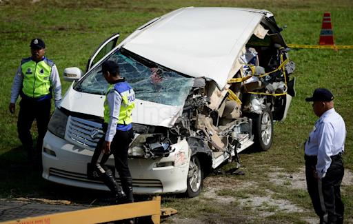 Lorry driver in Karpal crash tests positive for drugs