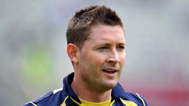 Cricket - Our focus is on Champions Trophy not Ashes, says Clarke