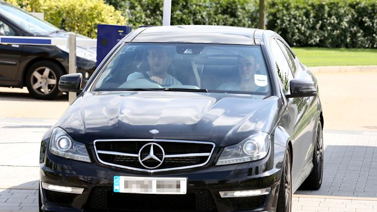 Soccer - Gareth Bale Leaves Enfield Training Ground