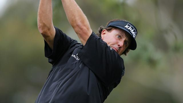 Golf - Mickelson looks ahead after stunning final round at The Barclays