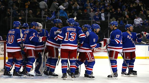 Why the New York Rangers won the NHL trade deadline