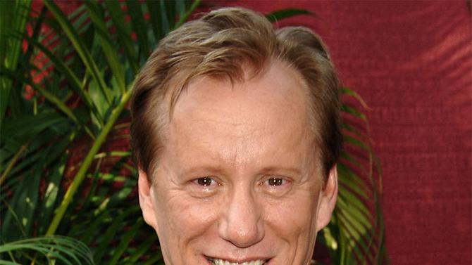 James Woods at the CBS 2006/2007 Upfront on May 17, 2006