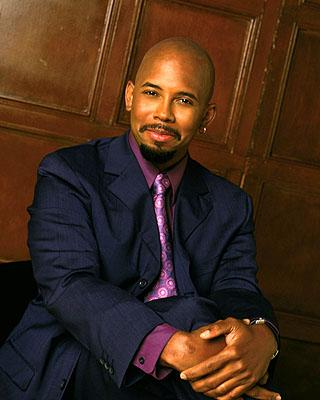 Michael Boatman as Carter in ABC's Spin City Spin City