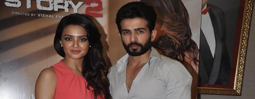 Surveen Chawla And Jay Bhanushali Promote Hate Story 2 | Watch the ...