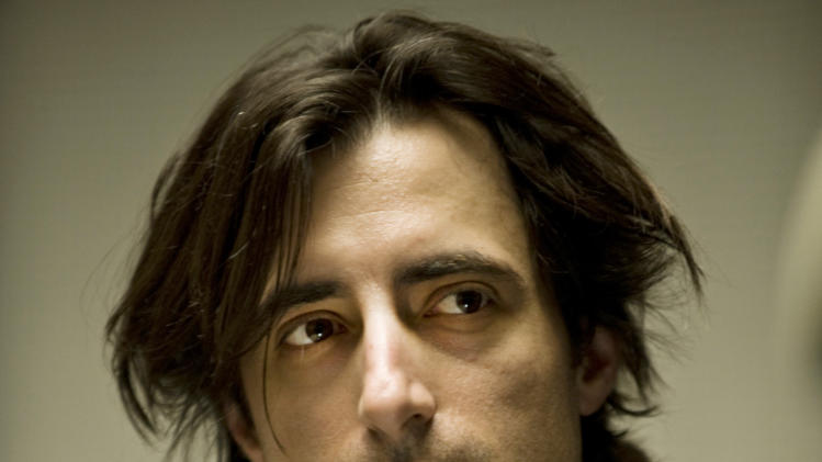 "This undated publicity photo released by Independent Film Channel/Focus Features shows director and co-screenwriter, Noah Baumbach from the film, ""Frances Ha."" (AP Photo/IFC/Focus Features, Wilson Webb)"