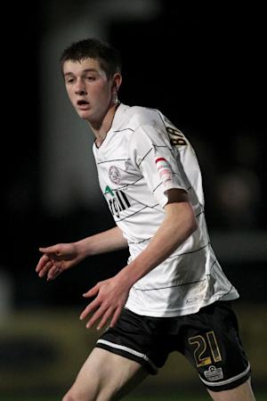 Tom Barkhuizen previously had a loan spell with Hereford