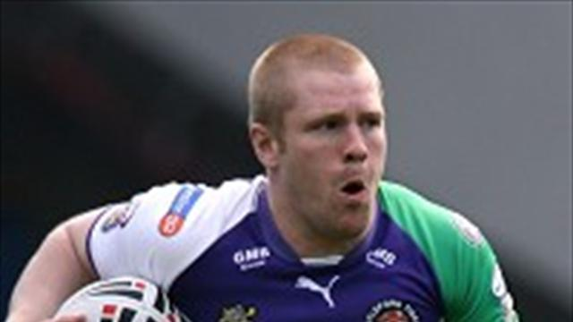 Rugby League - Boyle rejoins Cas in swap deal