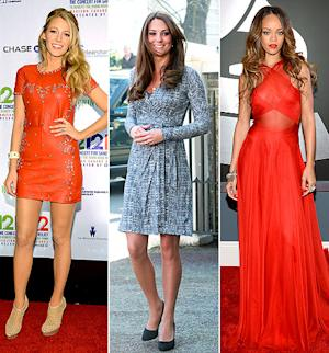 Blake Lively and Rihanna Beat Kate Middleton in British Style Poll