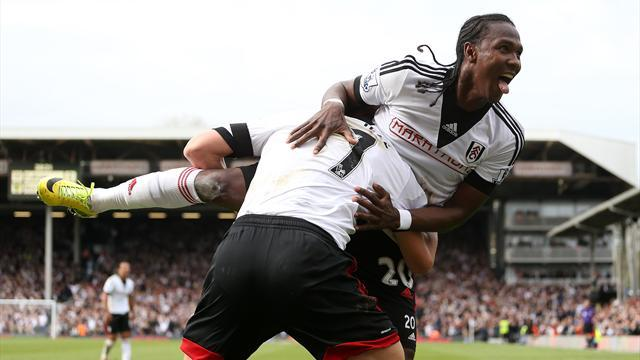 Premier League - Rodallega gives Fulham vital win over fellow-strugglers Norwich