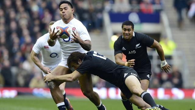 Rugby - Nightmare World Cup draw for England and Wales