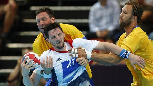 Olympic Games - Second Olympic handball loss for GB men