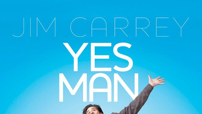 Yes Man Poster Production Stills Warner Bros. 2008