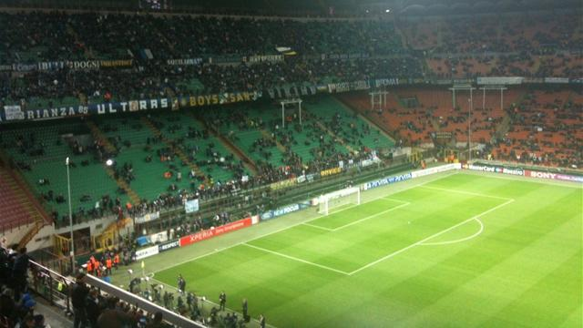 Serie A - AC Milan to play behind closed doors after vile chants