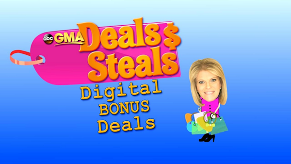 Good Morning America Deals And Steals September 2014 : Gma digital deals and steals watch the video to get