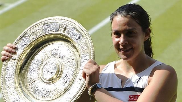 US Open - Wimbledon champion Bartoli joins Eurosport coverage