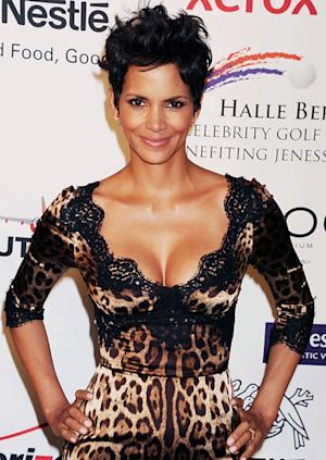 Halle Berry Dipped Her Boob in Guacamole for Movie 43