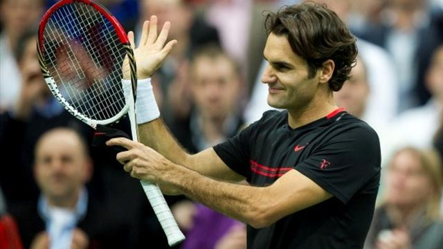 Tennis - Federer calls for anti-doping passports
