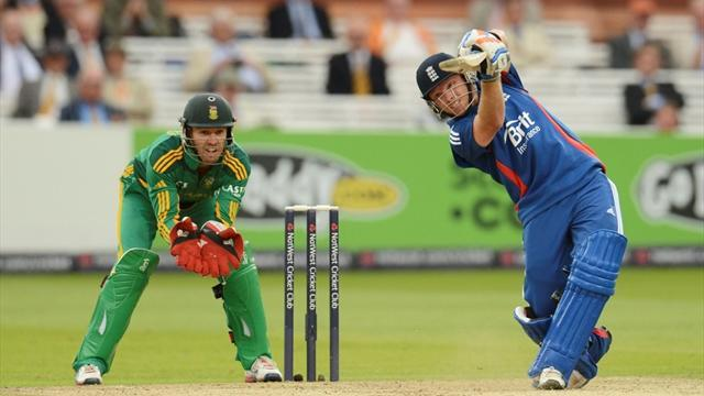 England beat SA by six wickets in fourth ODI
