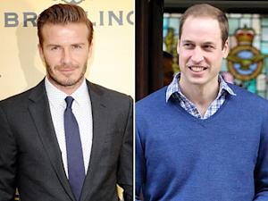 """David Beckham: Kate Middleton, Prince William Will Be """"Amazing Parents,"""" Are """"So Loving"""""""