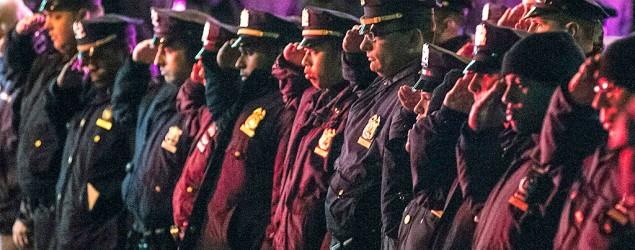 New York police officers on edge after slayings