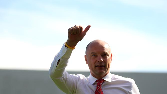 Uwe Rosler has decisions to make ahead of the trip to Scunthorpe