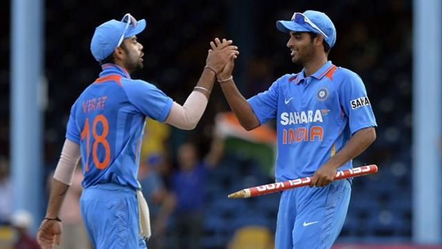 Cricket - Kohli ton sees India past Zimbabwe