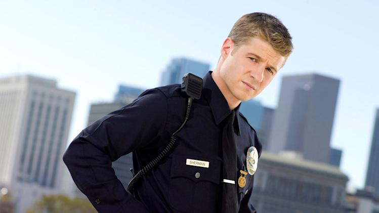 "Ben McKenzie as Ben in ""Southland."""