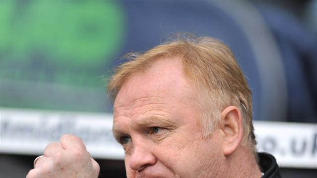 Football - McLeish eyes new blood