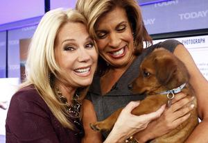 Kathie Lee Gifford and Hoda Kotb | Photo Credits: NBC via Getty Images