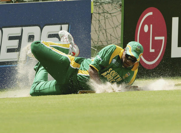 Super Eight - West Indies v South Africa - Cricket World Cup 2007